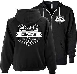 angler hoodie