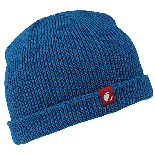 Dye Wollmütze Beanie Kopfbedeckung, Blau, One Size