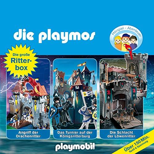 Die große Ritter-Box 1. Das Original Playmobil Hörspiel Titelbild