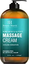 hand and foot massage cream