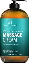hand and foot massage cream