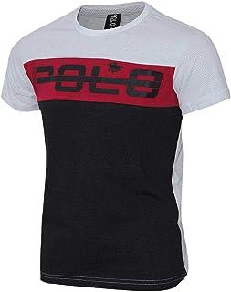 Camiseta em Malha Pontos Juvenil