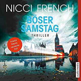 Böser Samstag     Frieda Klein 6              By:                                                                                                                                 Nicci French                               Narrated by:                                                                                                                                 Nicole Engeln                      Length: 7 hrs and 16 mins     1 rating     Overall 5.0