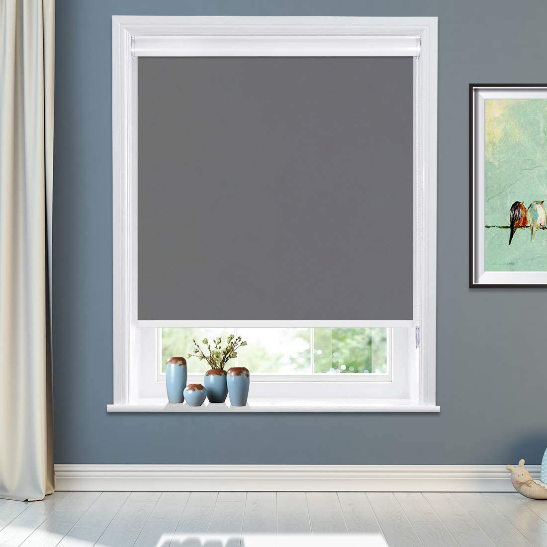 MiLin Blackout Al sold out. Store Roller Shades No and Window Blinds Tools