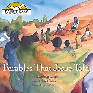 Parables That Jesus Told audiobook cover art