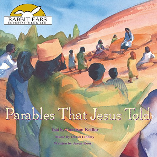 Couverture de Parables That Jesus Told