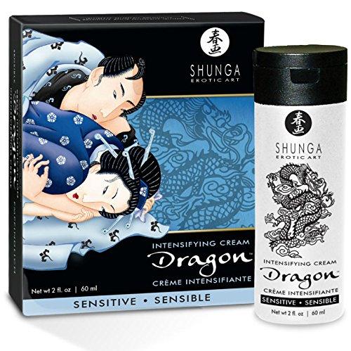 Dragon Crema Sensible Para El Pares