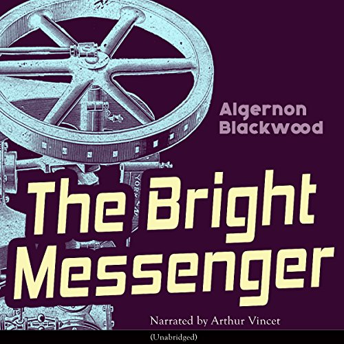 The Bright Messenger audiobook cover art