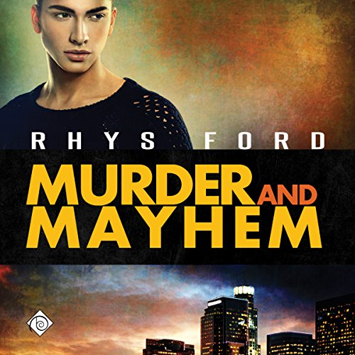 Murder and Mayhem audiobook cover art