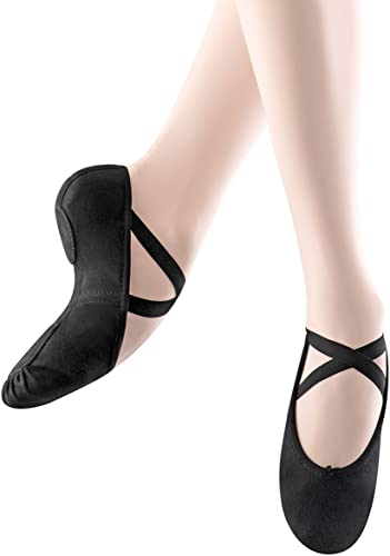 Bloch Dance femmes Zenith Ballet Flat, noir, 7 C US
