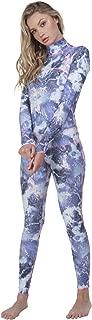 Womens Full Body Swimsuit UPF50 Sun Protection Athletic Swimwear