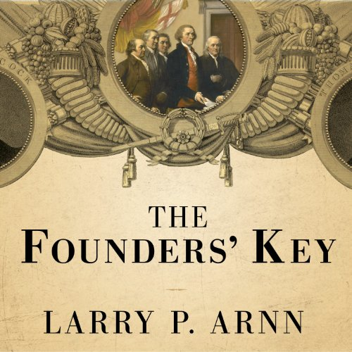 The Founders' Key audiobook cover art