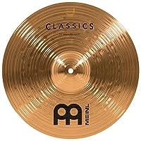 "MEINL Cymbals マイネル Classic Series クラッシュシンバル 14"" Crash C14MC 【国内正規品】"