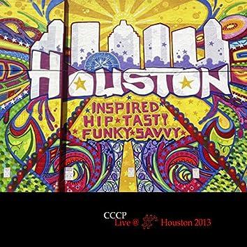 Live - Houston 2013