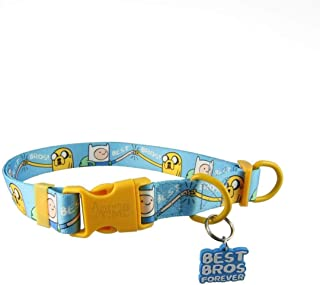 Adventure Time Best Bros! Nylon Adjustable Dog Collar