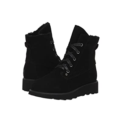 Bearpaw Kids Krista (Little Kid/Big Kid) (Black) Girls Shoes
