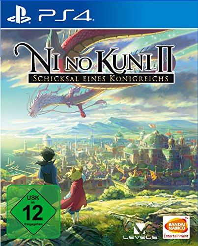 Ni No Kuni 2: Schicksal eines Königreichs - PlayStation 4 [Importación alemana]