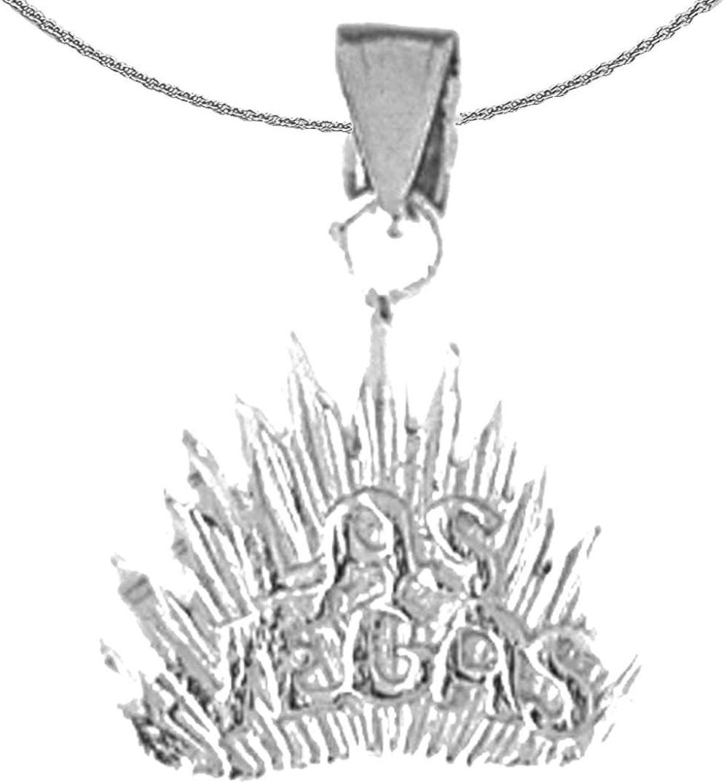 Jewels Obsession Gold Las Vegas 40% OFF Cheap Sale Necklace White Recommendation Ve 14K