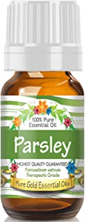 Pure Gold Parsley Essential Oil, 100% Natural & Undiluted, 10ml