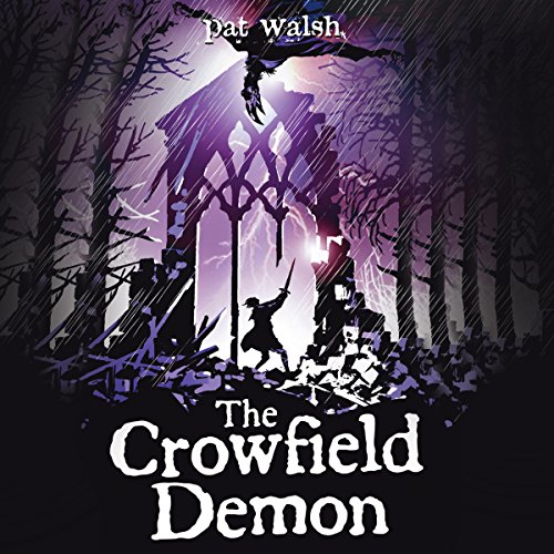 The Crowfield Demon audiobook cover art