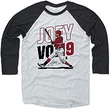 500 LEVEL Joey Votto Shirt - Cincinnati Baseball Raglan Tee - Joey Votto Hanger