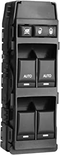 Power Master Window Switch 4602781AA with 2 AUTO Down - for 2006-2010 Dodge Charger Magnum Durango Avenger - Chrysler 200/300 Aspen Sebring - Jeep Commander Grand Cherokee