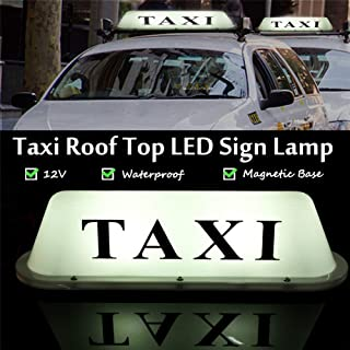 magnetic taxi lights