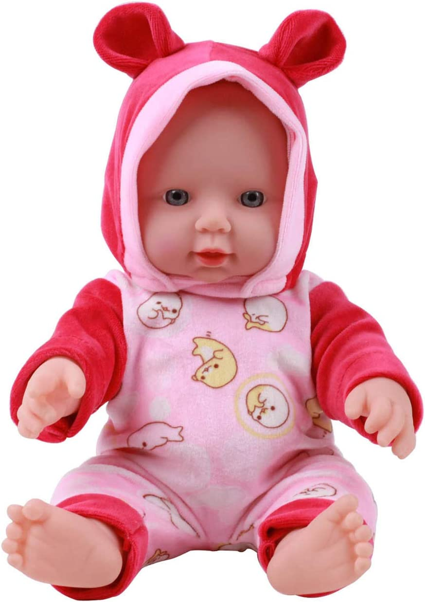 Baby Dolls Low price 12 Inch Soft Body Y Aive Toy Newborn free shipping for 3