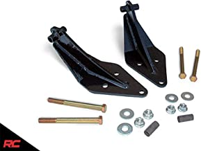 Rough Country Dual Front Shock Kit (fits) 1999-2004 Super Duty F250 F350 4WD 1402