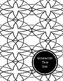 Generator Test Log: Generator Maintenance Log