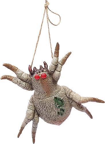 wholesale RiamxwR Halloween Animal Carcass Decoration Horror Atmosphere Decoration Props Pendant Terrorist high quality Scenarios Decoration 2021 (Spider) sale