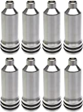 DEF 97188463 LB7 Injector Sleeve for 2001-2004 Chevrolet Silverado/GMC Sierra 6.6L Duramax with 94051259 Injector Sleeve O-ring(Set of 8)