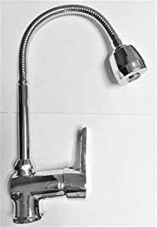 kitchen water faucet tap with movable spout