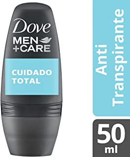 Desodorante Antitranspirante Roll On Men e Care Clean Comfort 50 ml, Dove