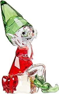 Swarovski Santa's Elf, red, green and clear crystal - 5402746