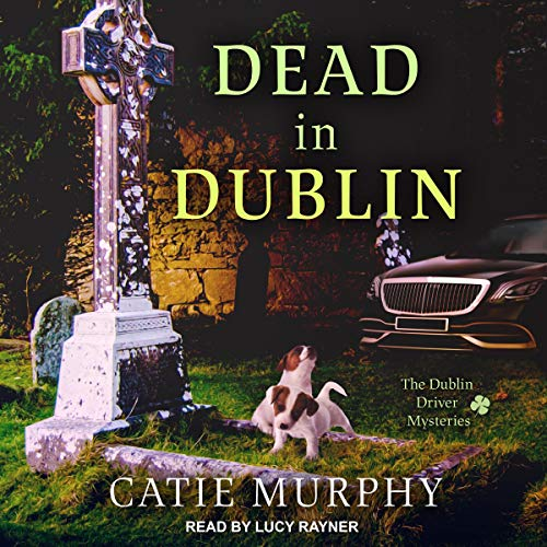 Dead in Dublin audiobook cover art