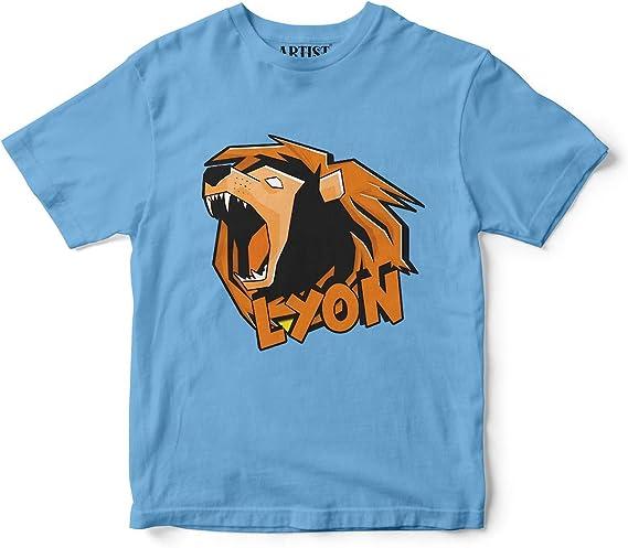ARTIST T-Shirt Nuovi Colori Maglia Lyon - When Gamer's Fail - Lyon Youtuber Italia Colori
