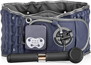Decompression Back Belt with Cordless Infrared Heating Pad & Rechargeable Battery,..