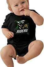 Rohan Riders Team Logo Comfortable and Breathable Baby Short Sleeve Bodysuit