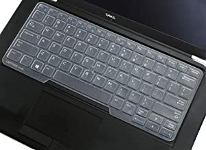Clear Silicone Keyboard Cover Skin Compatible for 14