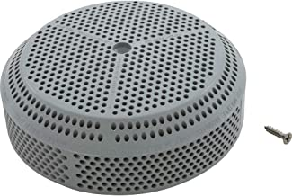 """Balboa Water Group Suction Cover, BWG, 4-7/8"""", 179/256 gpm, Light Gray"""
