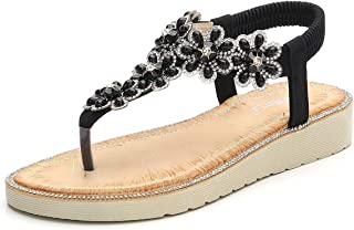 HPLY Women's Casual Summer Shoes Bohemia Sandals