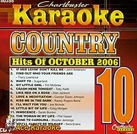 Karaoke: October Country Hits 2006