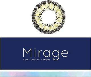 Mirage ミラージュ 1ヵ月交換カラコン《バニティブラウン》【BC】8.8 【DIA】14.8 【PWR】±0.00《度なし》