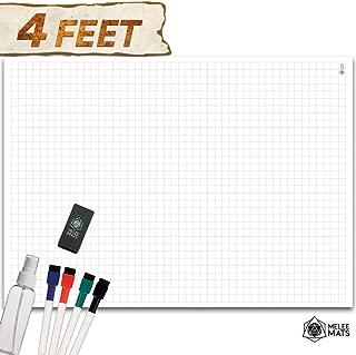 Battle Grid Game Mat - 34.5