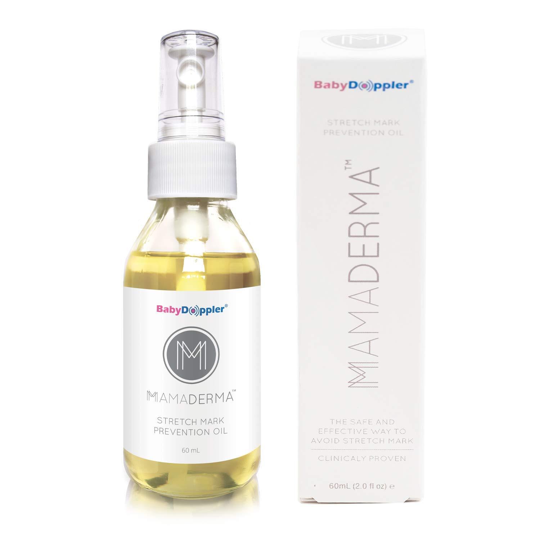 MamaDerma Stretch Mark Prevention Oil by Baby Doppler - 60 ml