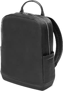 Moleskine Classic Leather Backpack (Black)