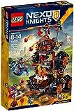 LEGO Nexo Knights - Máquina de asedio infernal del general Magmar (70321) , Modelos/colores Surtidos, 1 Unidad