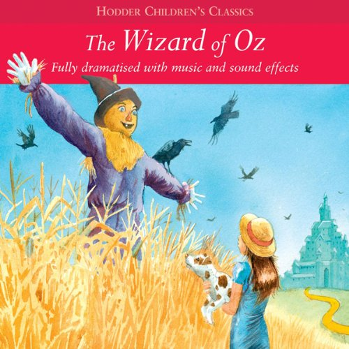 The Wizard of Oz (Dramatised) cover art