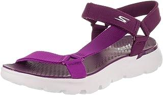 ef64a89de2ee Amazon.com  Skechers - 10   Sport Sandals   Slides   Athletic ...